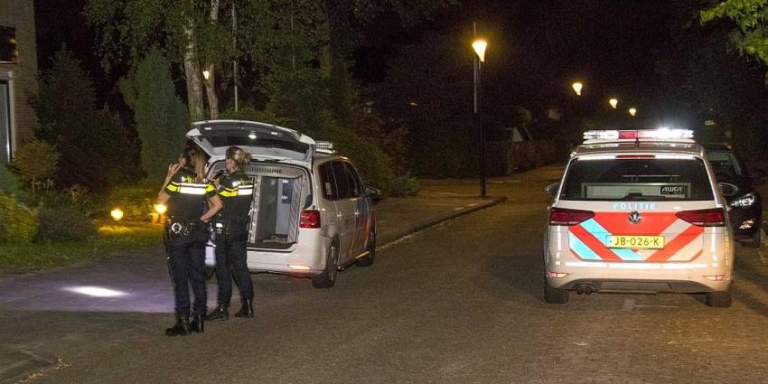 Politie inzet na poging inbraak Vlaardingen