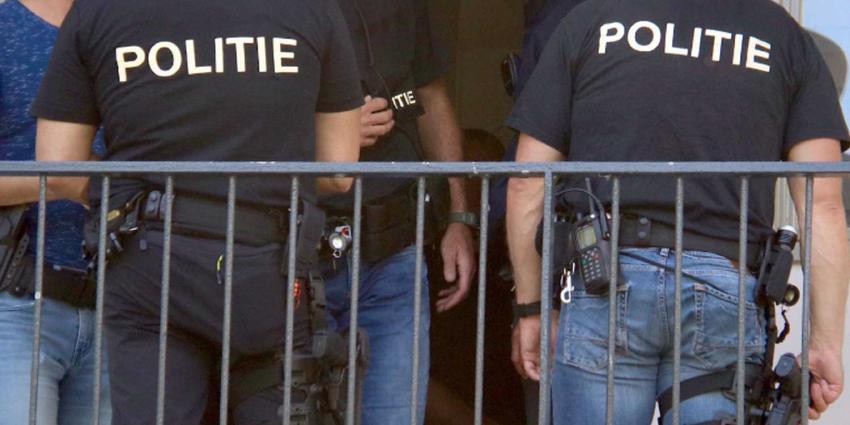 Politie doet inval in woning Schiedam