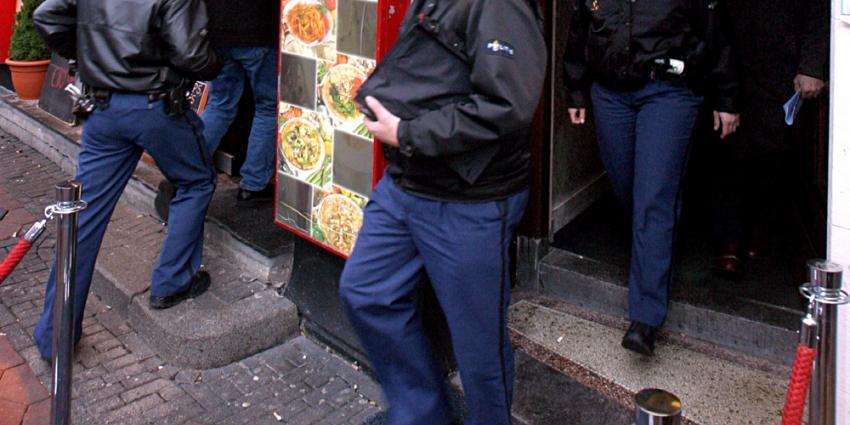 Illegale arbeiders in Amsterdamse hotels