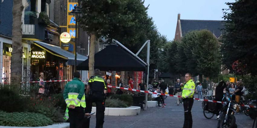 politie-marktstraat-uden-afzetlint