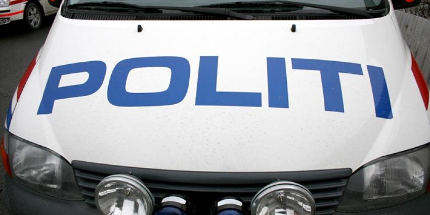 Foto van politieauto Noorwegen | Sxc
