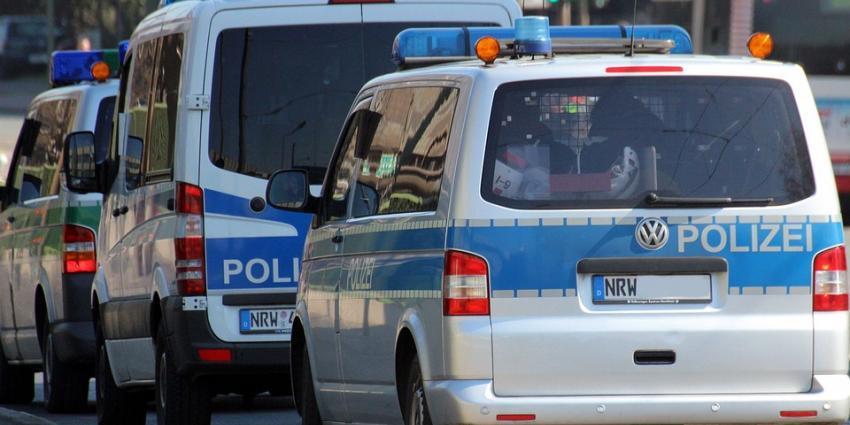 Schietincident in centrum Berlijn