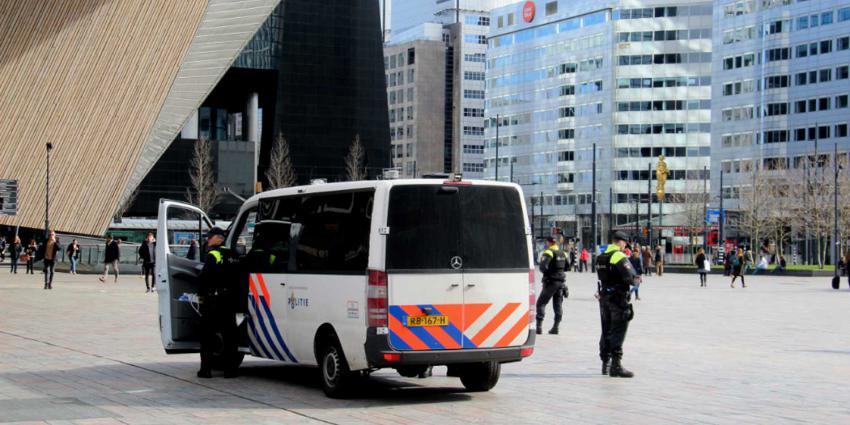 politie-station-rotterdam