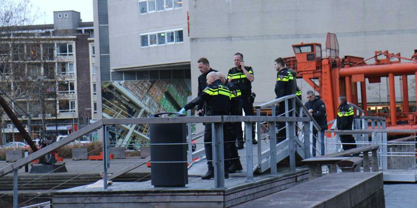 Dode man in Rotterdam slachtoffer van misdrijf