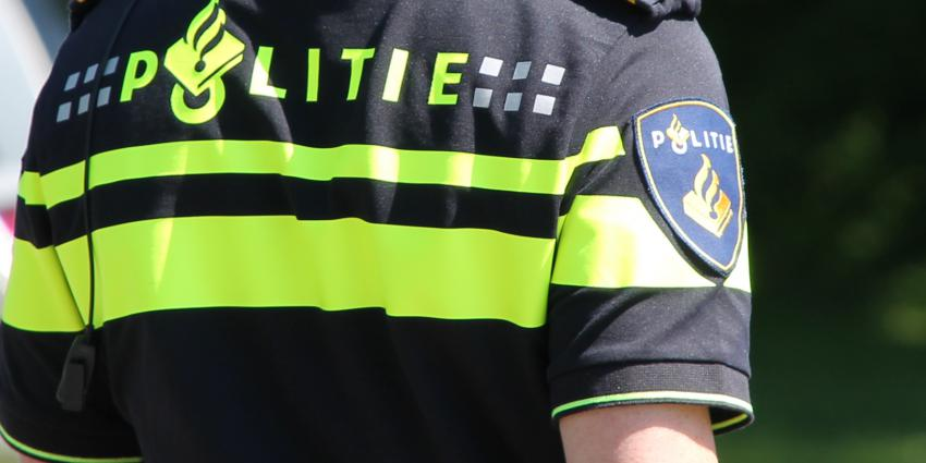 Massale vechtpartij op Afrit A59 bij Waalwijk