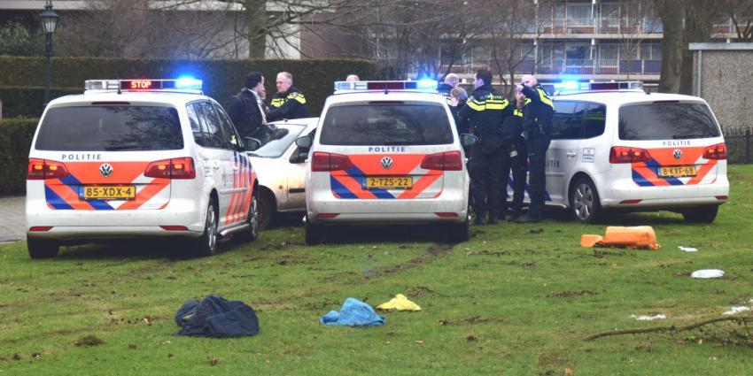 Fietsendief verliest zijn buit bij wilde achtervolging in Hoogeveen