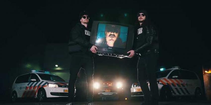 Politie maakt carnavalslied als wapen tegen woninginbraken