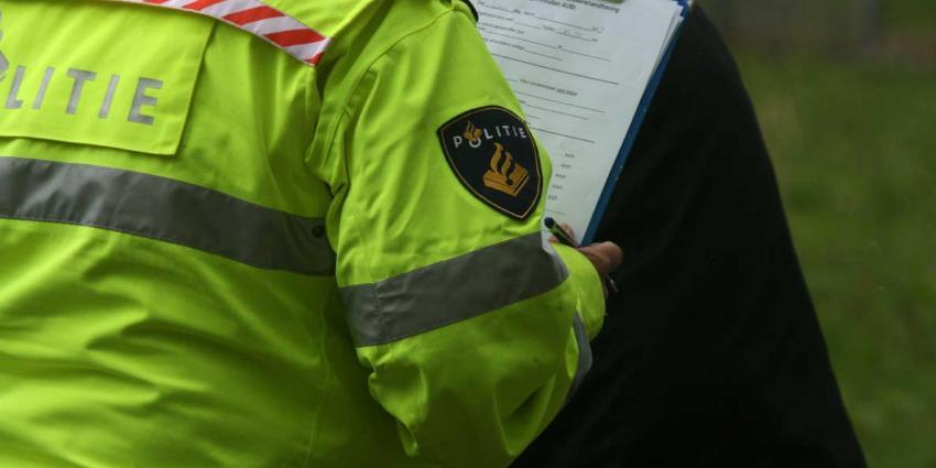 Aanhouding na controle op illegale werknemers