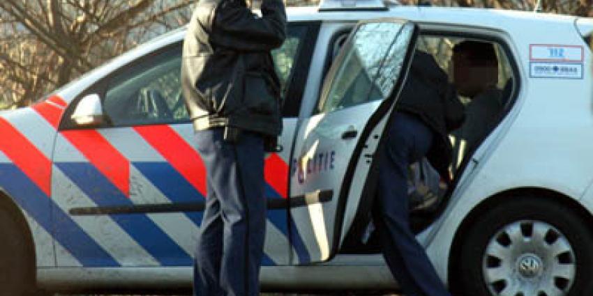 Drie 15-jarigen aangehouden voor overtreden contactverbod
