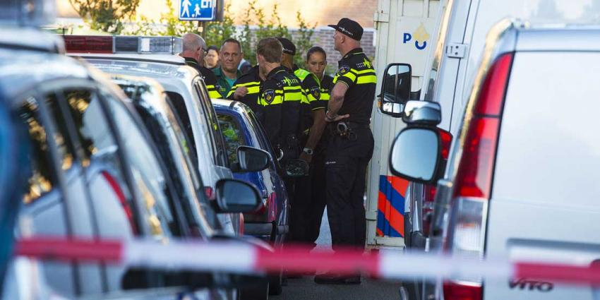 Onderzoek naar aanhouding in Arnhem