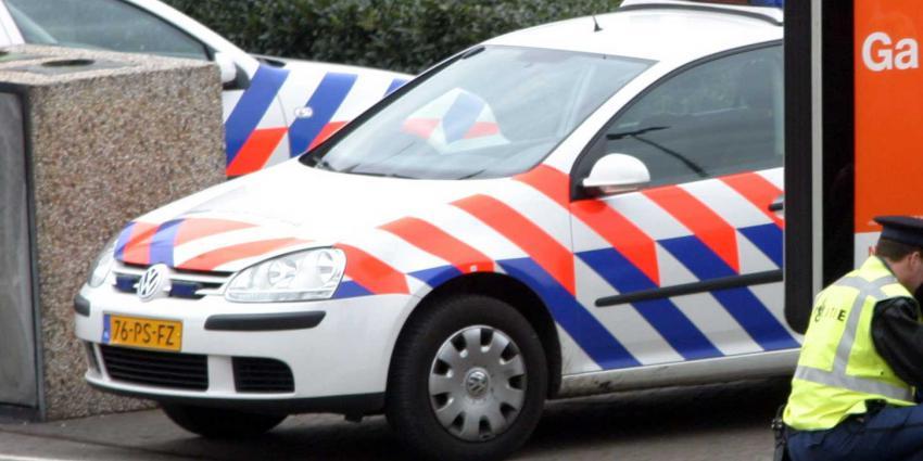 politieauto-agenten