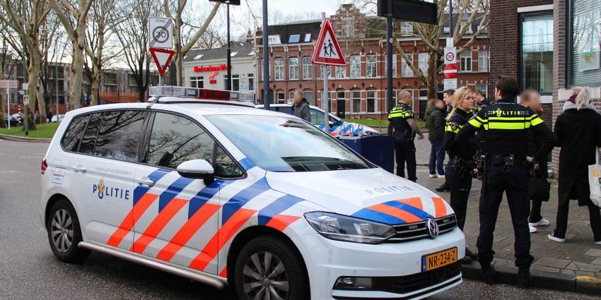 Lichtgewonde bij steekincident op de Nieuwstraat in 's-Hertogenbosch