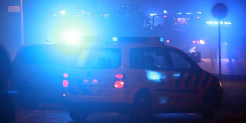 Drie mannen met vuurwapens aangehouden in Almere