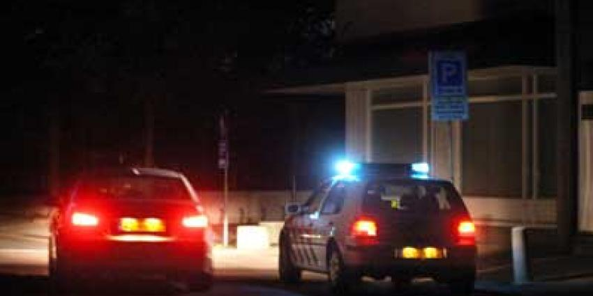Politie gaat af op melding mogelijke ontvoering Groningen