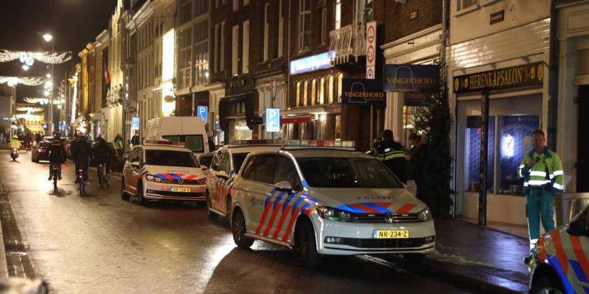 politieautos-donker