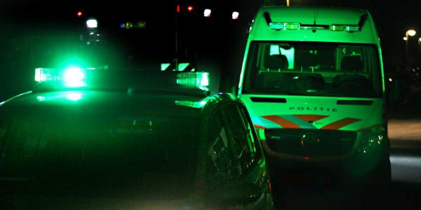 Bewoner gewonde bij schietincident in huiselijke sfeer