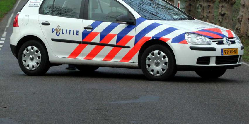 politieauto-afzetting