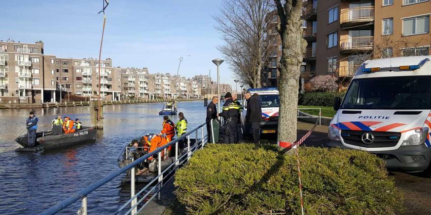 Zoekactie naar wapen dodelijke steekpartij Van Reigersbergenstraat