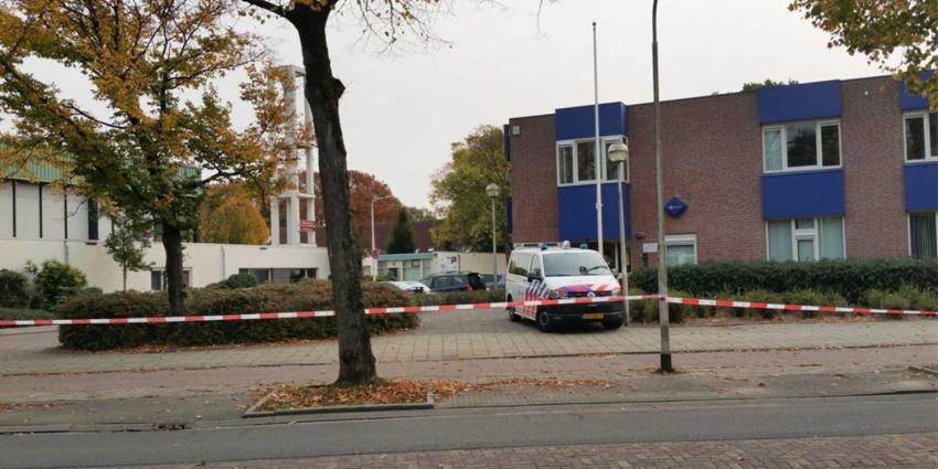 Politiebureau Nijmegen-Zuid ontruimd om handgranaat