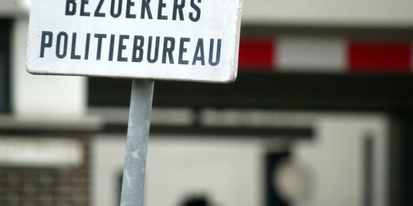 Opnieuw explosief bij politiebureau Heerenveen