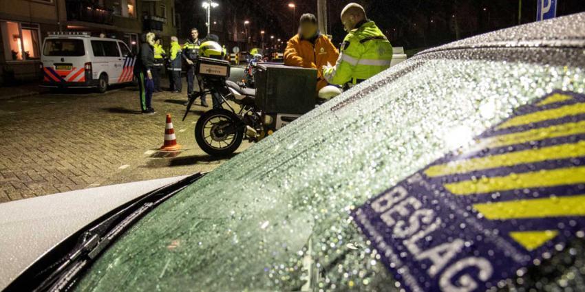 Grote veiligheidsactie in Schiedam Oost
