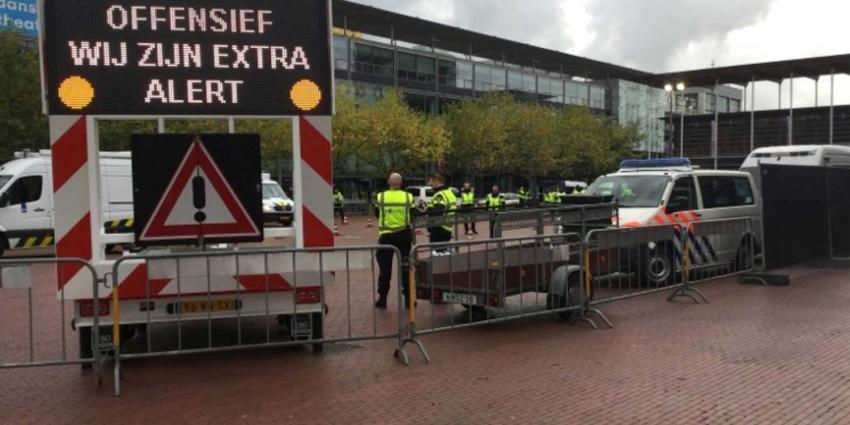 Voor 50.000,- aan cash gevonden bij grote politiecontrole Amstelveen