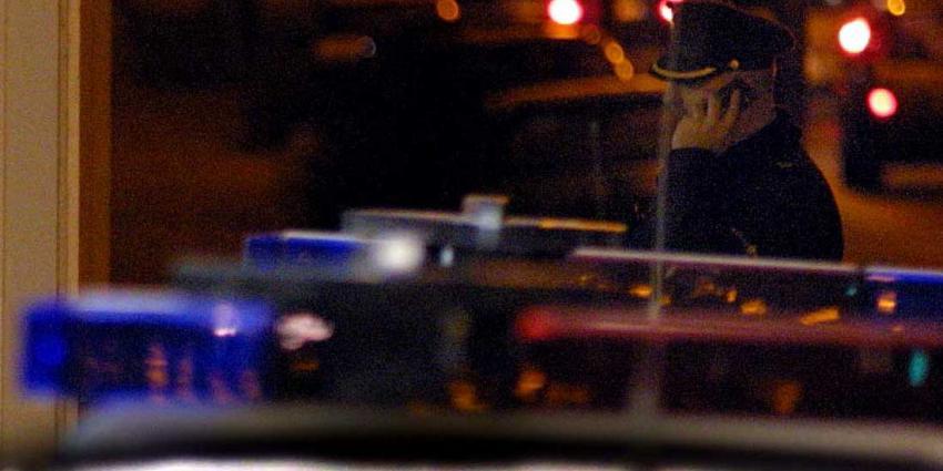 Verloren kentekenplaat na aanrijding verraadt doorrijder in Breda