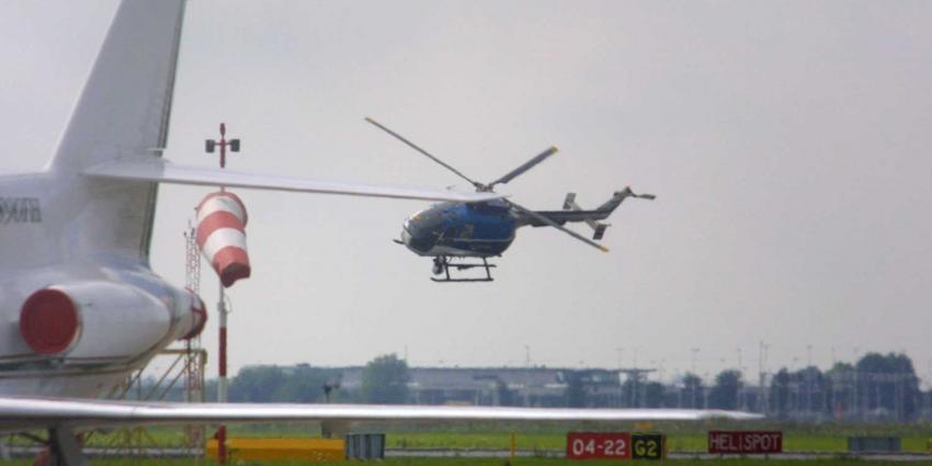 Politiehelikopter langer boven Noord-Nederland inzetbaar