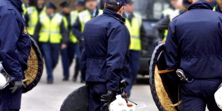 Structurele loonsverhoging van 6,5 procent voor politiemedewerkers