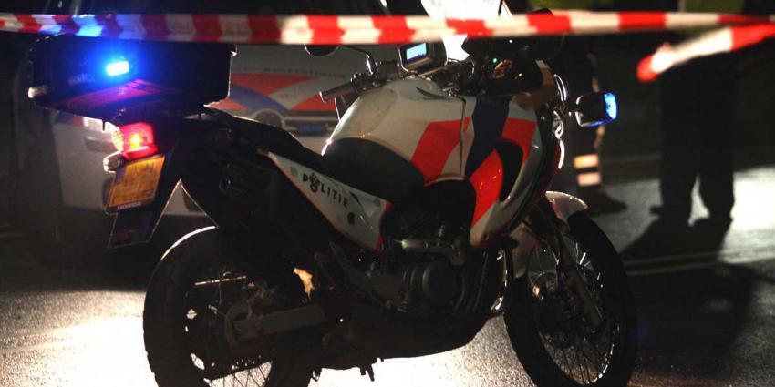 Vluchtauto crasht in Utrecht na achtervolging uit Duitsland