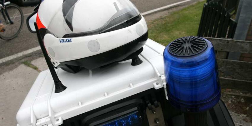 Motorrijder omgekomen bij eenzijdig ongeval bij Arnhem