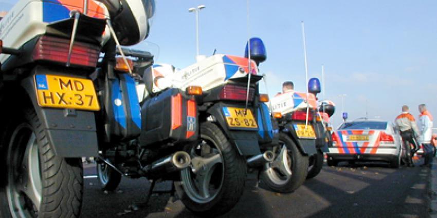 politiemotoren-snelweg