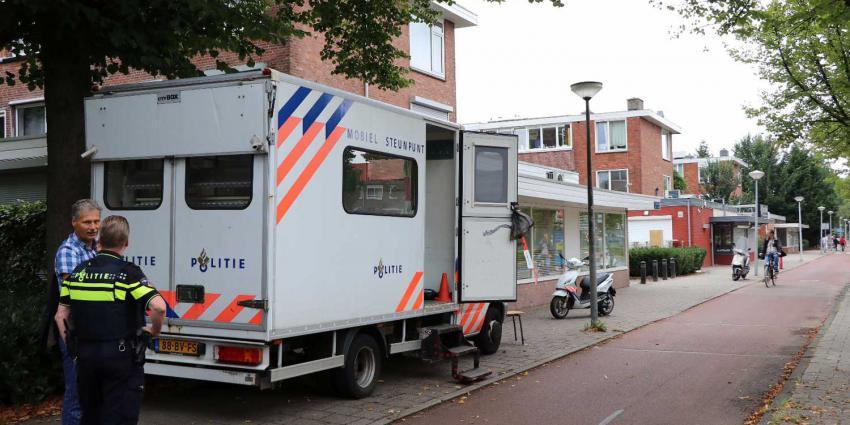 Burgemeester Halsema bezoekt Johan Huizingalaan