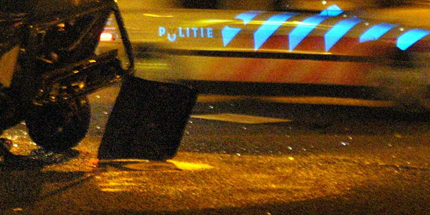 Dubbele crash op A58 leidt tot enorme ravage en drie gewonden