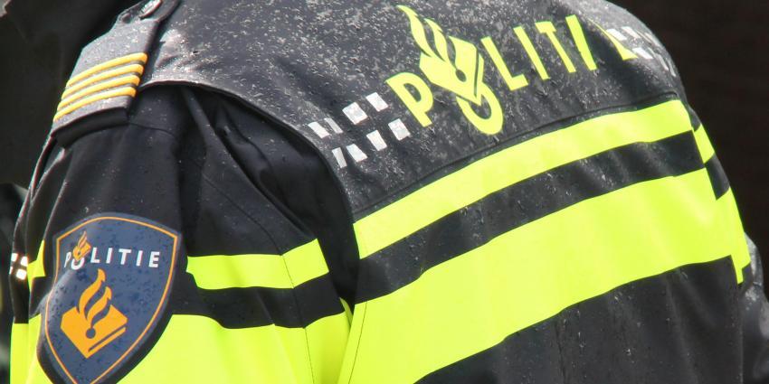 Auto beschoten in Eindhoven