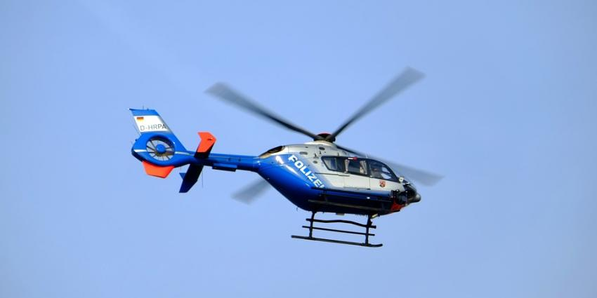 polizei-politie-duitsland-helikopter