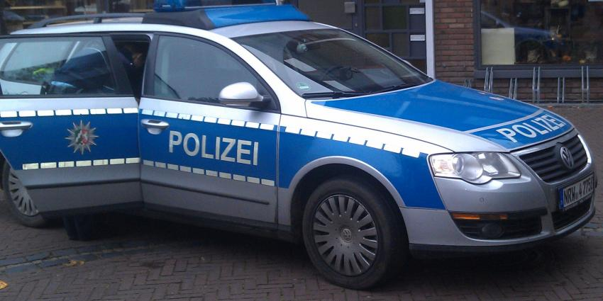 Duitse politie houdt voortvluchtige captain No Surrender aan