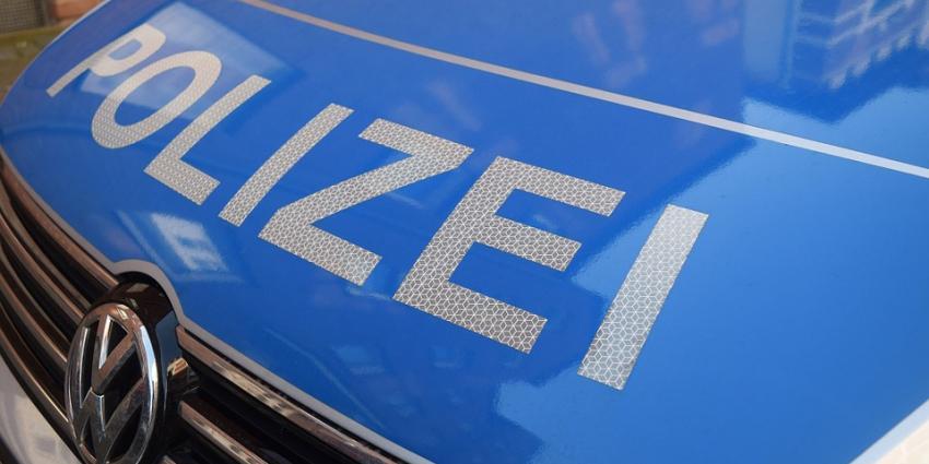Gestolen lokfiets in Duitsland gevonden