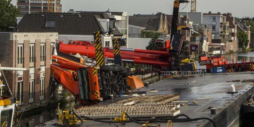 Directeur kraanbedrijf biedt excuses aan voor ongeluk Alphen