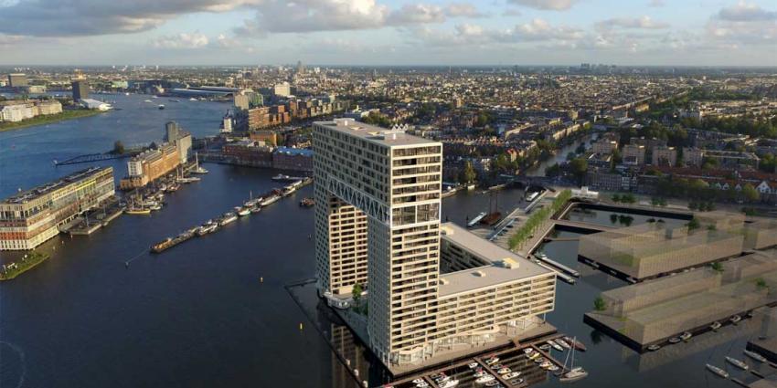 Duurste Nederlandse penthouse door ondernemer Won Yip gekocht