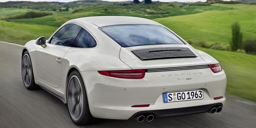 Porsche levert 6 procent meer auto's af