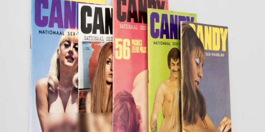 Koninklijke Bibliotheek krijgt van particulier oude collectie pornoboekjes