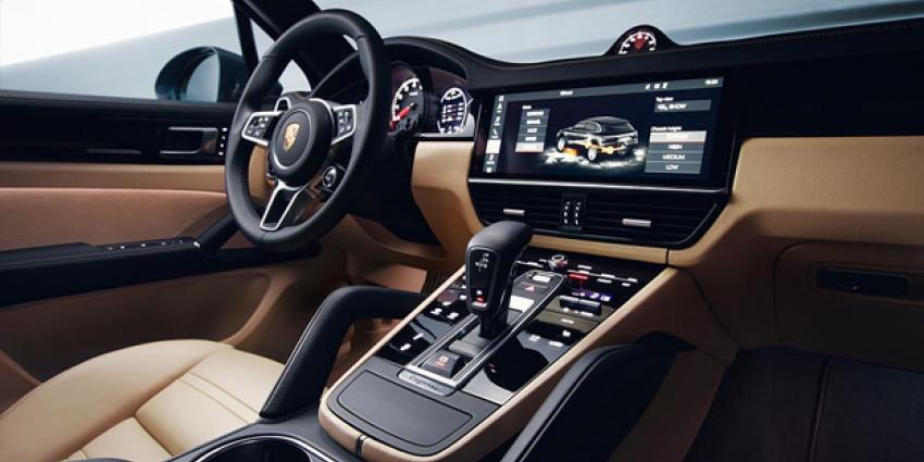 De nieuwe Porsche Cayenne