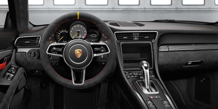 Wereldpremière Porsche 911 GT3 RS