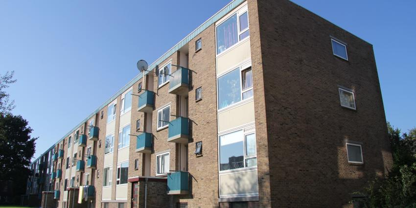 Start verbetering 216 portiekwoningen in Paddepoel