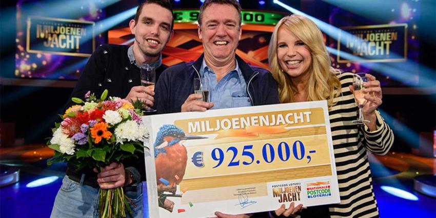 Brabander wint bijna 1 miljoen in koffertjesspel Miljoenjacht