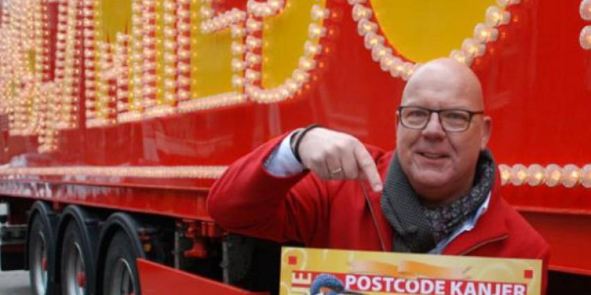 PostcodeKanjer van 53,9 miljoen valt in Glimmen