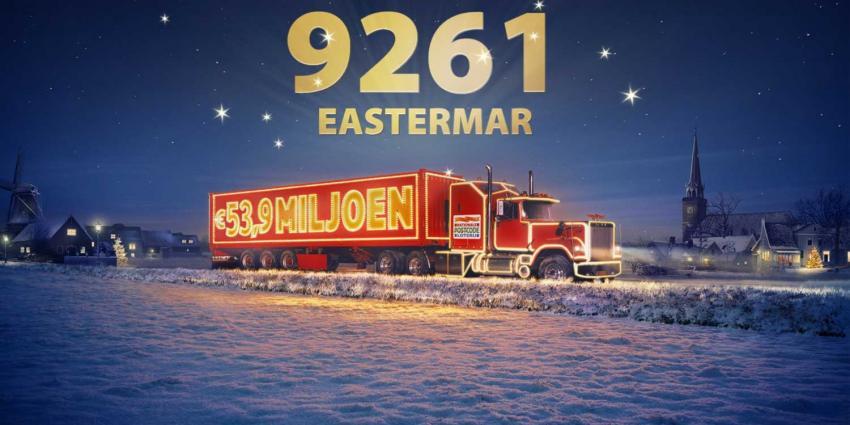 Friese dorpje Eastermar mag Postcodekanjer 54 miljoen verdelen
