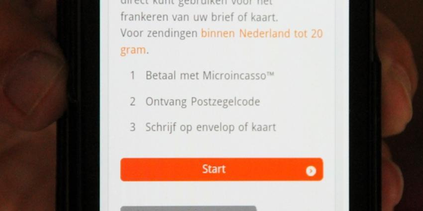 Foto van Postzegel-app | MV Blik op Nieuws