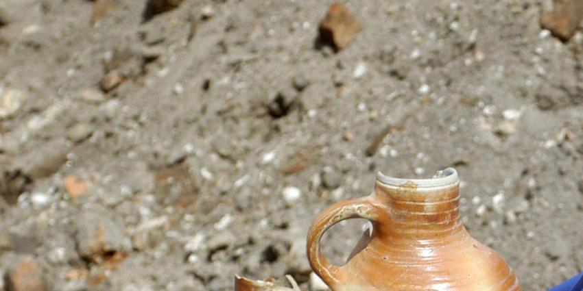 Bijzondere Middeleeuwse vondst in Weert